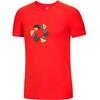 Ocun Bamboo T Holds t-shirt Heren rood